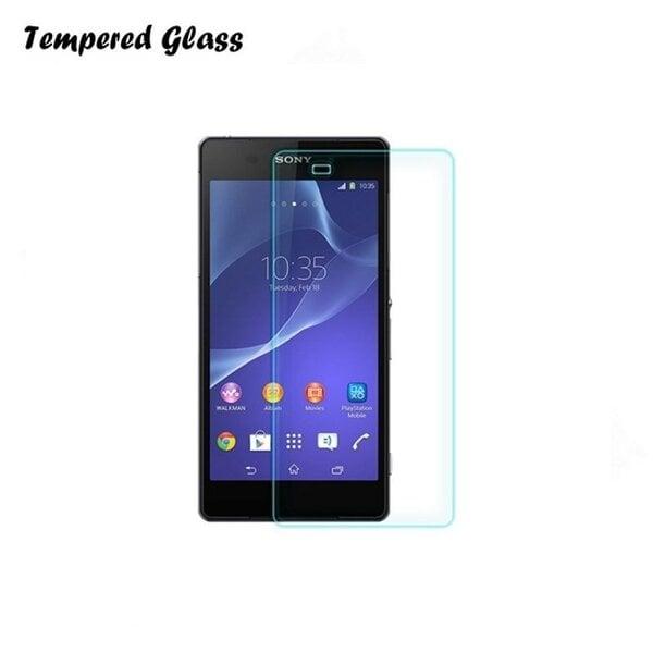 Kaitseklaas Tempered Glass sobib Sony Xperia Z4 Mini цена и информация | Ekraani kaitsekiled | kaup24.ee