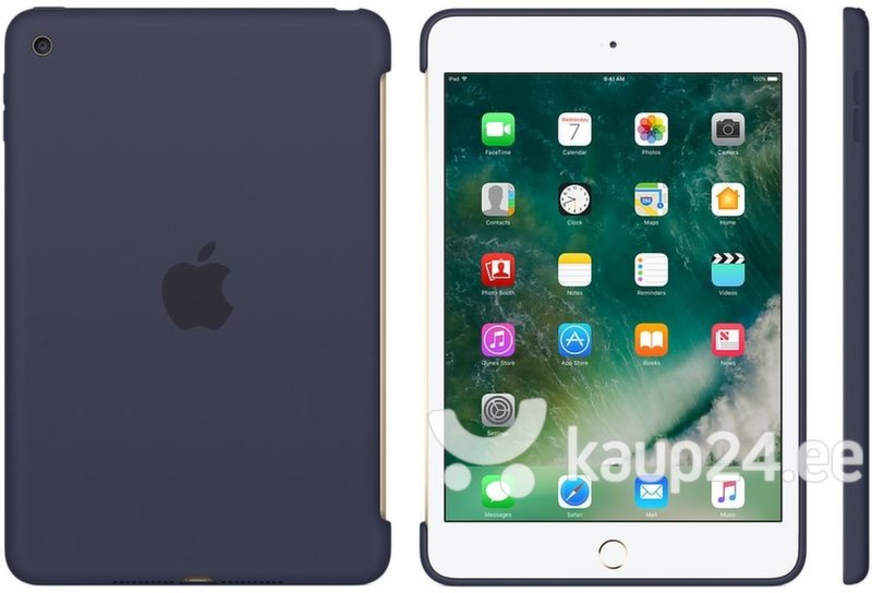 Kaitseümbris Apple iPad 4 Mini, tumesinine цена и информация | Tahvelarvuti kaaned ja kotid | kaup24.ee