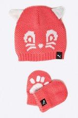 Laste talvekomplekt Puma, roosa