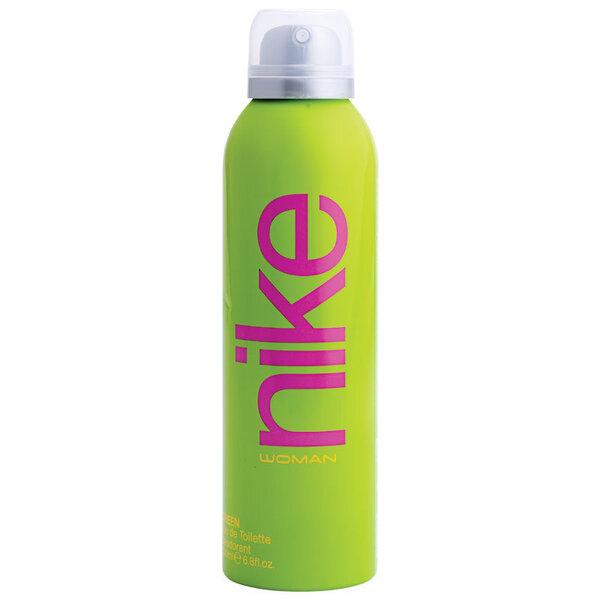 Spreideodorant Nike Green naistele 200 ml hind ja info | Lõhnastatud kosmeetika naistele | kaup24.ee