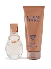 Komplekt Guess Dare: EDT naistele 50 ml + ihupiim 200 ml