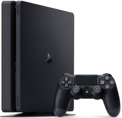 Mängukonsool Sony PlayStation 4 (PS4) Slim, 1TB (2016)