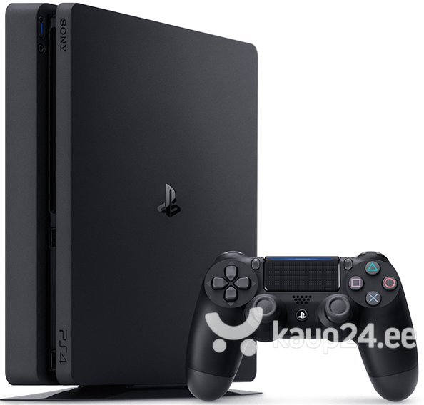 Mängukonsool Sony PlayStation 4 (PS4) Slim, 1TB (2016) цена и информация | Mängukonsoolid | kaup24.ee
