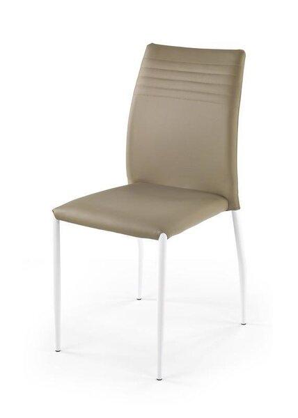 Toolide komplekt K168, 4 tooli, pruun hind ja info | Köögitoolid | kaup24.ee