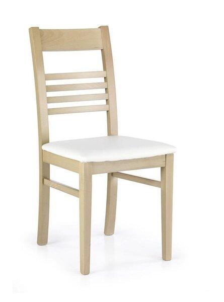 Toolide komplekt Juliusž, 2 tooli, tamm/valge hind ja info | Köögitoolid | kaup24.ee