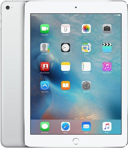 Apple iPad Mini 4 WiFi+4G (32GB), hõbedane, MNWF2HC/A цена и информация | Tahvelarvutid | kaup24.ee