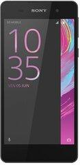 Mobiiltelefon Sony Xperia E5 16GB (F3311), Must