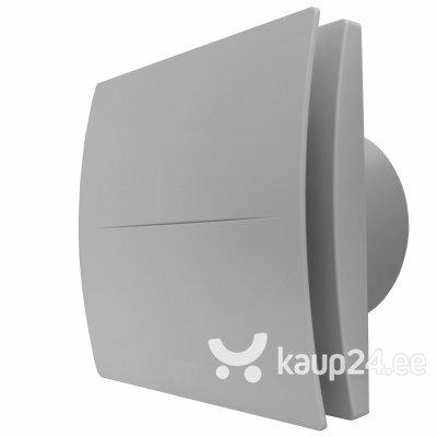 Vannitoa tõmbeventilaator AERAULIQA QD120HT BB цена и информация | Vannitoa ventilaatorid | kaup24.ee