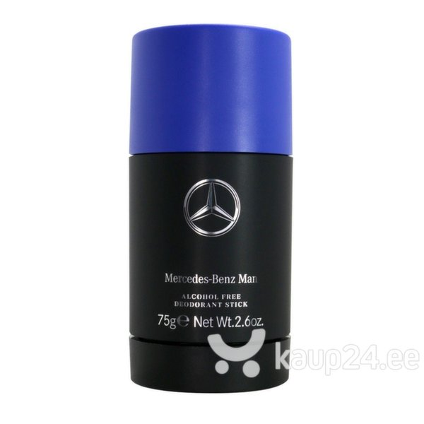 Pulkdeodorant Mercedes-Benz Man meestele 75 ml цена и информация | Lõhnastatud kosmeetika meestele | kaup24.ee