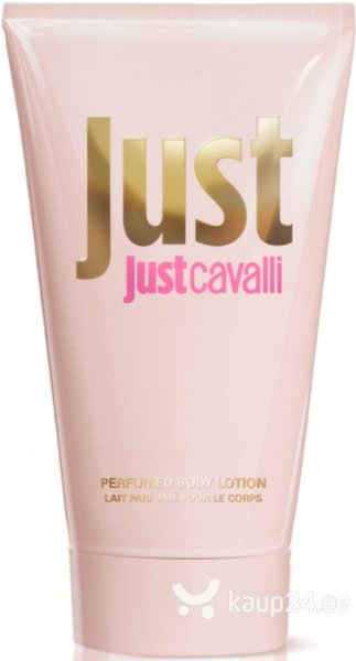 Ihupiim Roberto Cavalli Just Cavalli naistele 150 mlIhupiim Roberto Cavalli Just Cavalli naistele 150 ml hind ja info | Lõhnastatud kosmeetika naistele | kaup24.ee
