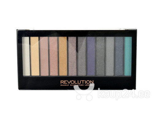 Lauvärvid Makeup Revolution Redemption Essential Day To Night 14 g