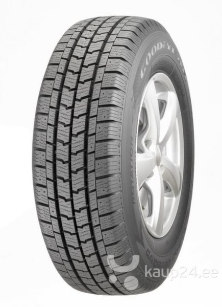 Goodyear Cargo Ultra Grip 2 205/65R16C 107 T цена и информация | Rehvid | kaup24.ee