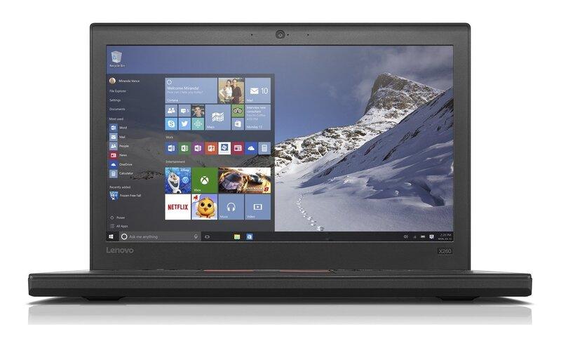 Lenovo ThinkPad X260 (20F5003HPB) цена и информация | Sülearvutid | kaup24.ee