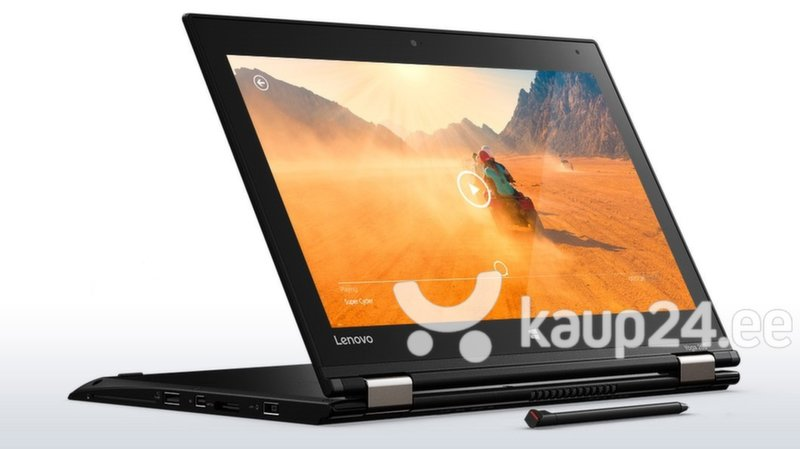 Lenovo ThinkPad Yoga 260 (20FD0021PB) цена и информация | Sülearvutid | kaup24.ee