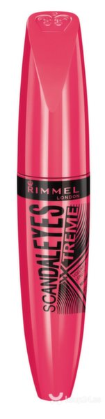 Ripsmetušš Rimmel Scandal Eyes Xtreme 12 ml цена и информация | Silmadele | kaup24.ee