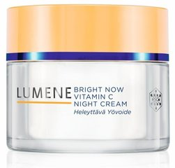 Öökreem Lumene Bright Now Vitamin C 50 ml