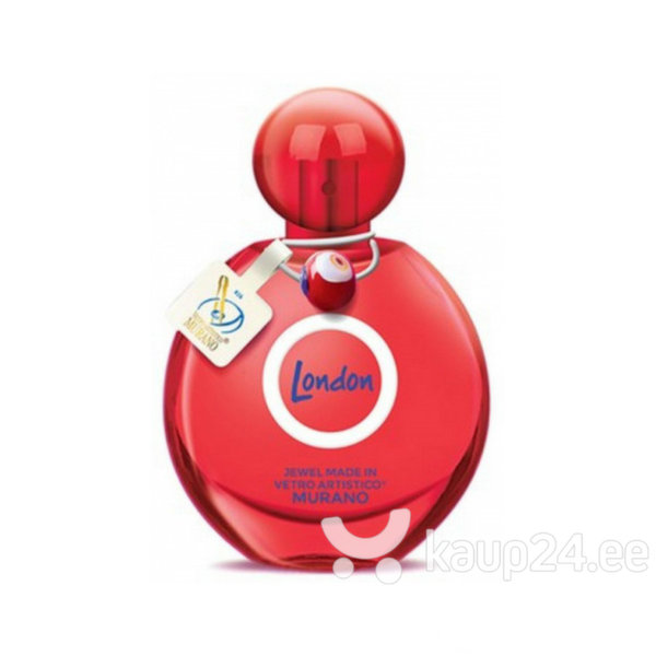 Parfüümvesi Jacques Battini POP London EDP naistele 50 ml цена и информация | Naiste lõhnad | kaup24.ee