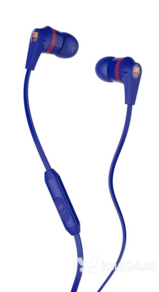 Kõrvaklapid Skullcandy Skullcandy Ink'D, sinine цена и информация | Kõrvaklapid, mikrofonid | kaup24.ee