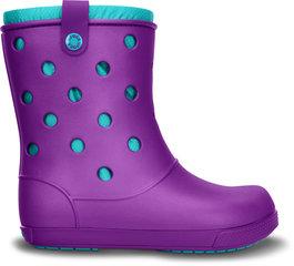 Naiste kummikud Crocs™ Crocband Airy Boot, lilla