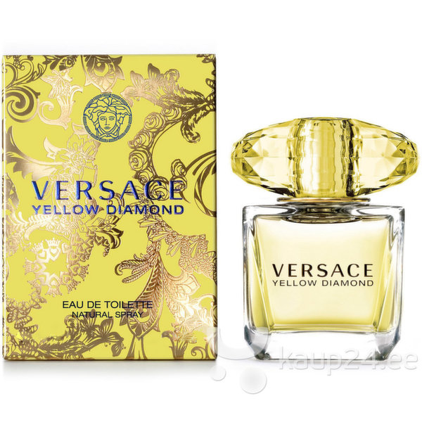 Туалетная вода Versace Yellow Diamond edt 30 мл цена