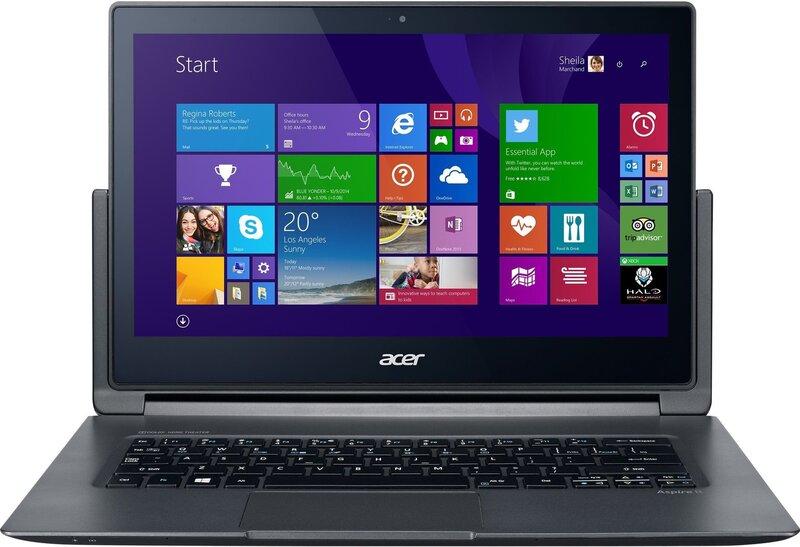 Acer Aspire R7-372T (NX.G8SEP.004) цена и информация | Sülearvutid | kaup24.ee