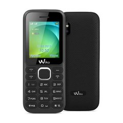 Mobiiltelefon WIKO LUBI 4, Must