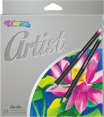 Цветные карандаши Colorino Artist, 24 шт.