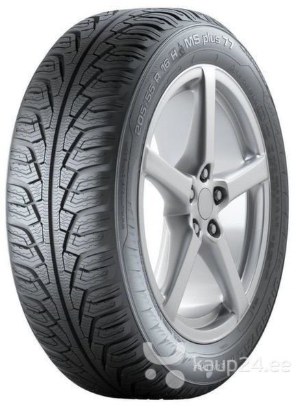 Uniroyal MS Plus 77 195/65R15 91 T цена и информация | Rehvid | kaup24.ee
