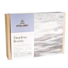 Toidulisand (suukaudne kollageen, hüaluroon, elastiin) Timeless Beauty, 28x25 ml hind ja info | Vitamiinid nahale, juustele, küüntele | kaup24.ee