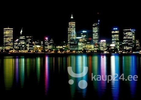 Фотообои Perth at night 183x254 см цена и информация | Fototapeedid | kaup24.ee
