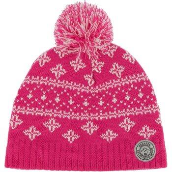 Tüdrukute müts Regatta, roosa/valge
