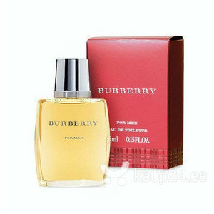 Tualettvesi Burberry for Men EDT meestele 4,5 ml цена и информация | Meeste lõhnad | kaup24.ee
