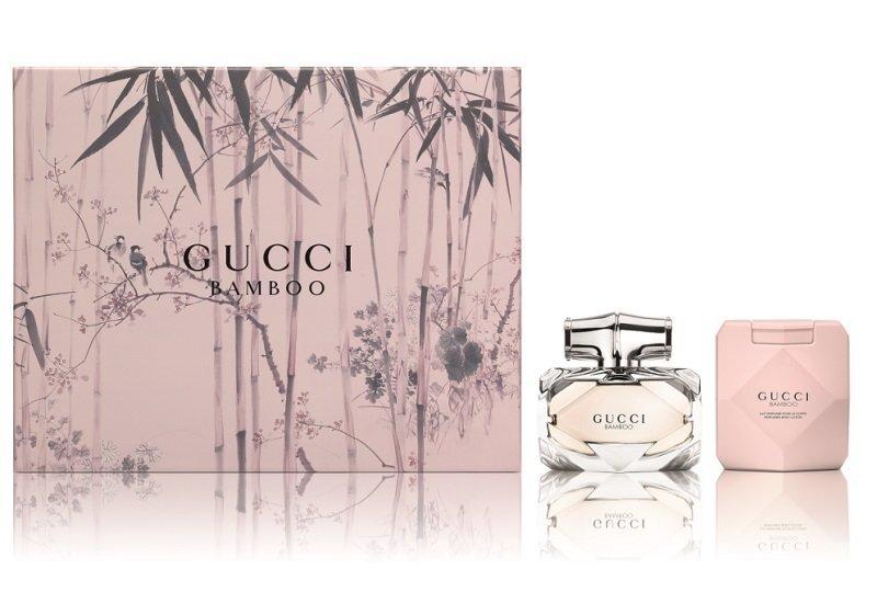 Komplekt Gucci Bamboo: EDT naistele 50 ml + ihupiim 100 ml hind ja info | Naiste lõhnad | kaup24.ee