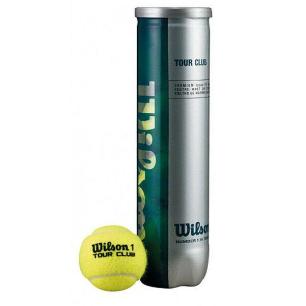 Tennisepallid Wilson TOUR Club T1146 цена и информация | Tennis | kaup24.ee