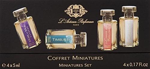 Komplekt L´Artisan Parfumeur Mini naistele: EDP 3 x 5 ml + EDT 5 ml цена и информация | Naiste lõhnad | kaup24.ee