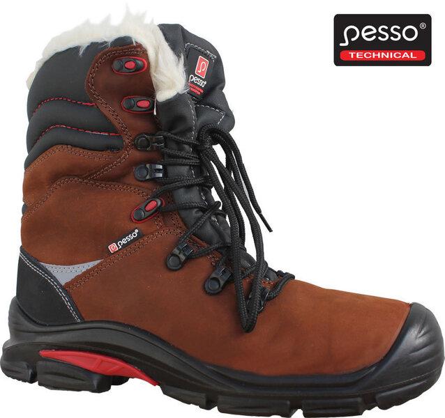 Кожанная рабочая обувь RENEGADE S3 цена и информация | Tööjalatsid | kaup24.ee