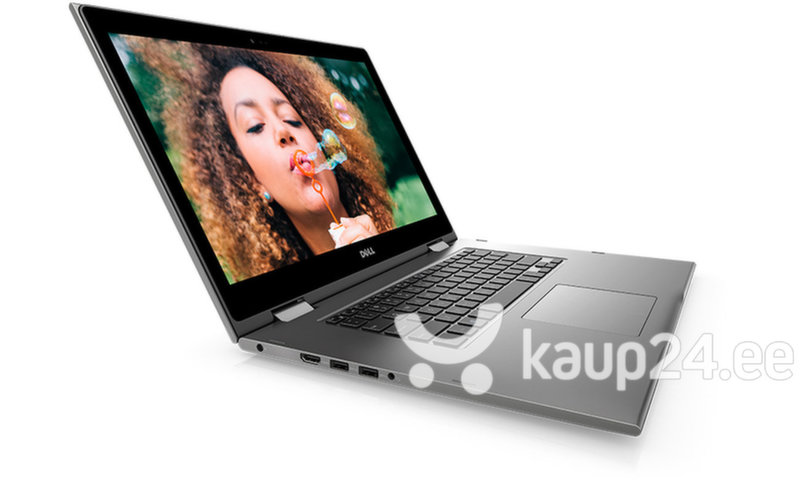 Sülearvuti Dell Inspiron 15 5000 (5578), hõbedane цена и информация | Sülearvutid | kaup24.ee