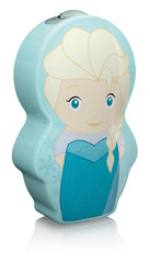 "Ночной LED фонарик Philips Disney ""Elsa"", синий"