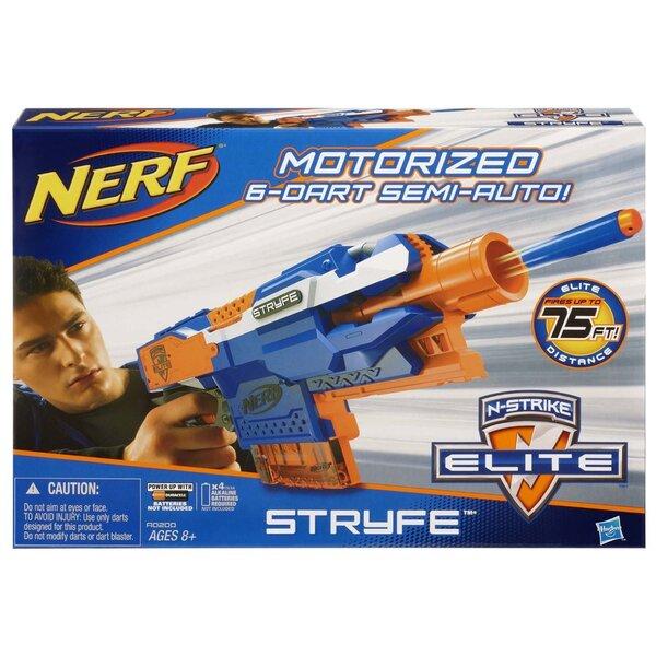 Püstol Nerf STRYFE ELITE цена