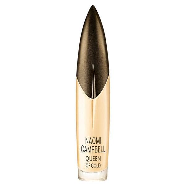 Туалетная вода Naomi Campbell Queen of Gold EDT для женщин 30 мл цена и информация | Naiste lõhnad | kaup24.ee