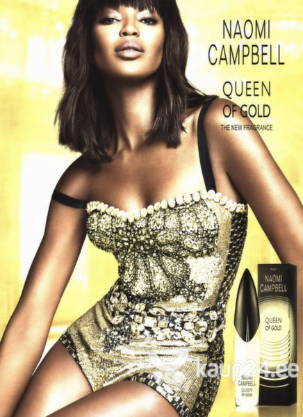 Туалетная вода Naomi Campbell Queen of Gold edt 30 мл интернет-магазин