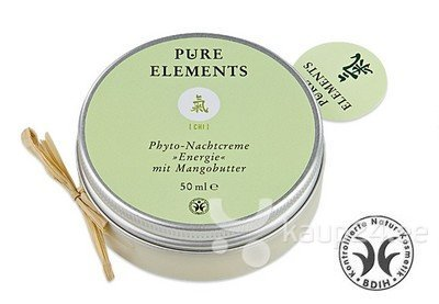 Öökreem näole Pure Elements 50 ml