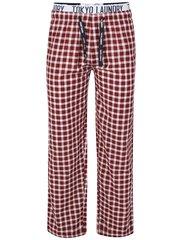 Meeste pidžaamapüksid Tokyo Laundry, punane/valge I