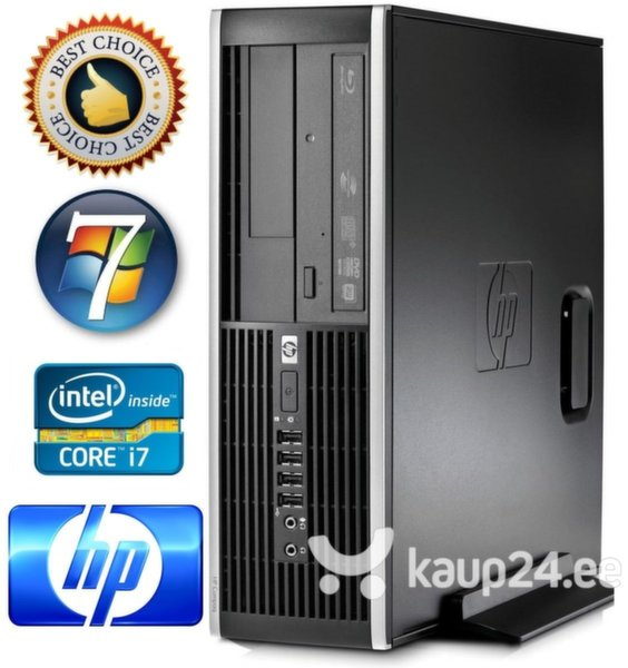 Arvuti HP Elite 8200, Intel Core i7-2600 цена и информация | Lauaarvutid | kaup24.ee