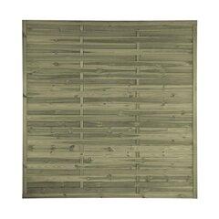 Деревянный забор, 180 x 180 см