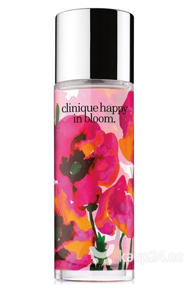 Parfüümvesi Clinique Happy In Bloom 2016 EDP naistele 50 ml цена и информация | Naiste lõhnad | kaup24.ee