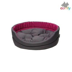 Ase lemmikloomale Comfy Fancy, XS, hall/roosa