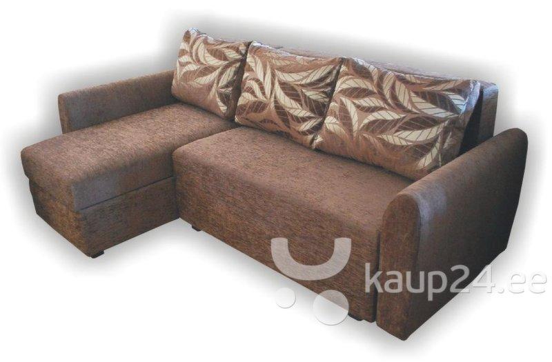 "Угловой диван ""Siga M"" цена и информация | Diivanid ja pehme mööbel | kaup24.ee"