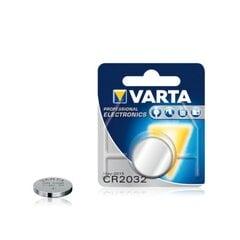 Varta Lithium CR2032 patarei