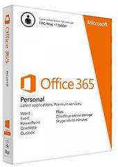 Microsoft Office 365 Personal LT hind ja info | Microsoft Office, kontoritarkvara | kaup24.ee
